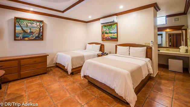Hébergement tout confort pour votre séjour plongée aux Caraïbes