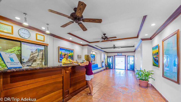 Hébergement tout confort et plongée pour des vacances au Belize
