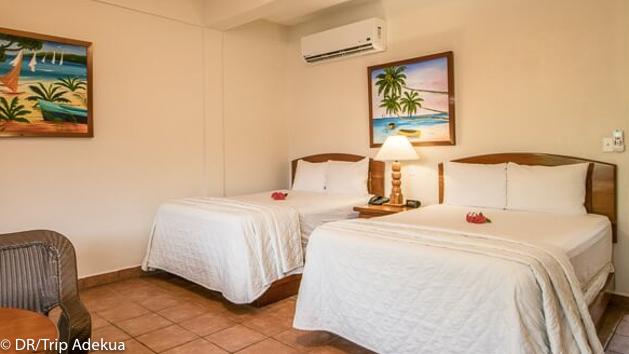 Votre hôtel tout confort pour un séjour plongée de rêve au Belize