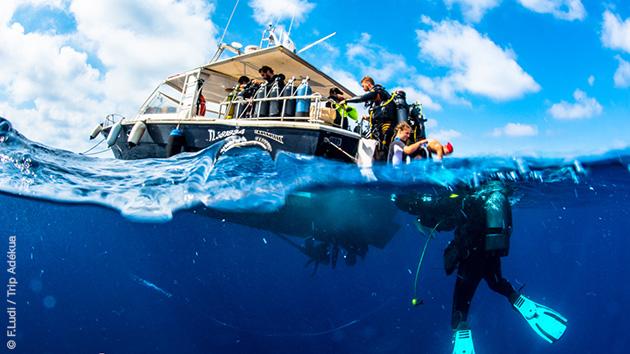 10 plongées sur les épaves en Méditerranée sur la côte varoise