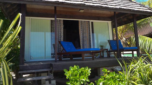 votre pension pour votre voyage plongée en Polynésie