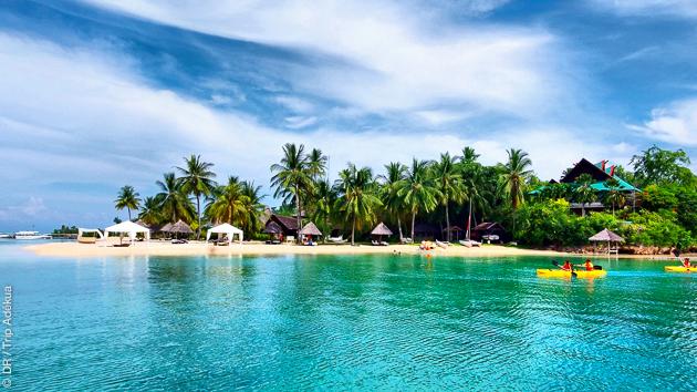 Votre séjour plongée luxe dans les Visayas aux Philippines