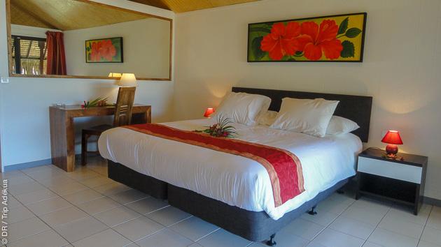 Un hébergement tout confort pour un séjour snorkeling de rêve