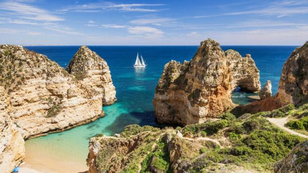 Découvrez les plus beaux paysages de l'Algarve au Portugal