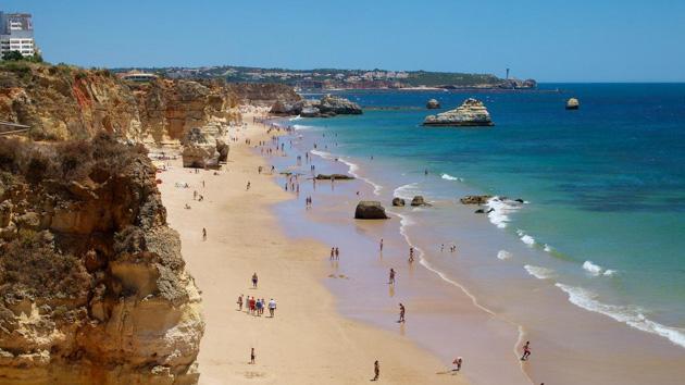 Après les plongée, découvrez les plus belles plages de l'Algarve