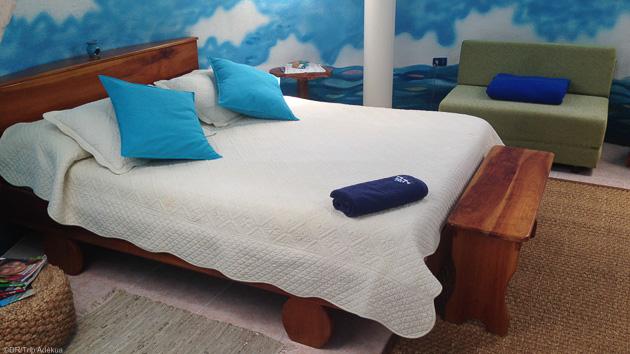 Votre hôtel avec toutes les commodités pour un séjour plongée parfait