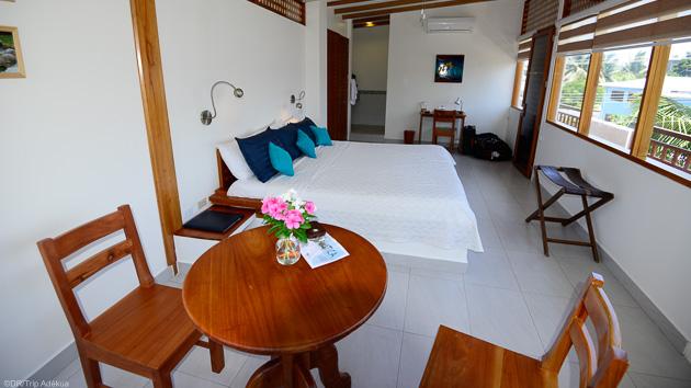 Vos hébergements tout confort pour un séjour plongée inoubliable