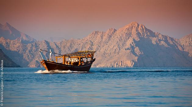 Séjour VIP avec guide plongée privé francophone dans les eaux du Musandam, au Sultanat d'Oman
