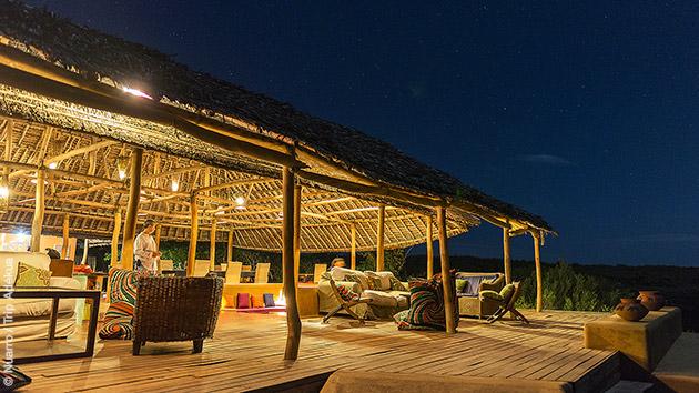 votre lodge au Mozambique dans la baie de Nanatha