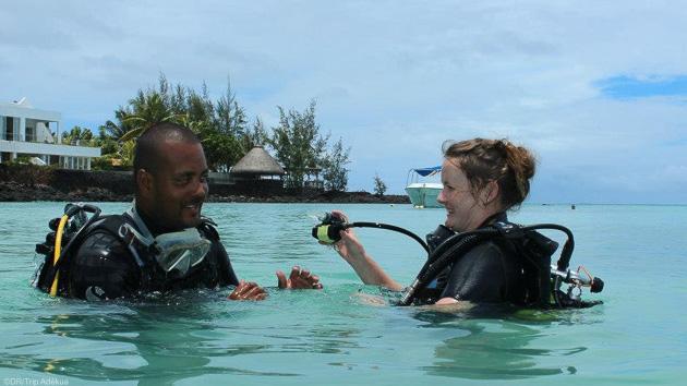 Un séjour plongée idéal pour découvrir l'Océan Indien