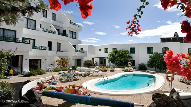 votre hotel et appartement à Lanzarote