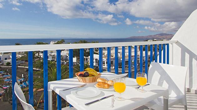 Hébergement avec wifi à Puerto Del Carmen aux Canaries