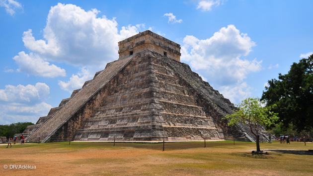 Un séjour plongée avec la possibilité de découvrir les sites mayas exceptionnels du Mexique