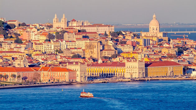 Un séjour plongée et visites de Lisbonne au Portugal