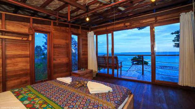 Votre hôtel tout confort pour un séjour plongée de rêve en Indonésie