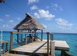 Confort et calme des pensions familiales en Polynésie - voyages adékua