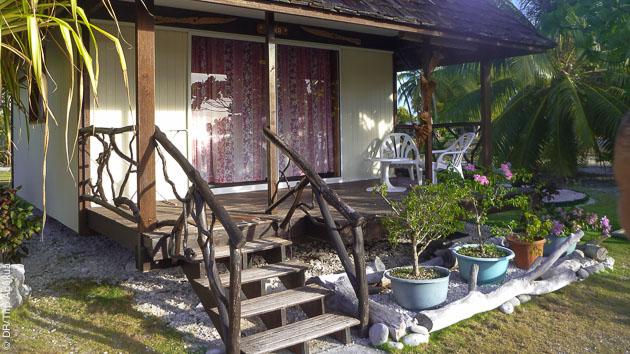 votre pension pendant vos vacances plongée en Polynésie Française