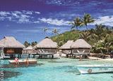 Grand standing et situation idéale pour votre séjour en Polynésie - voyages adékua