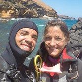 Votre expert de voyage trip adékua plongée à Tenerife