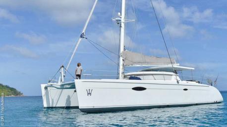 louer un bateau avec équipage pour une semaine de plongée aux Seychelles