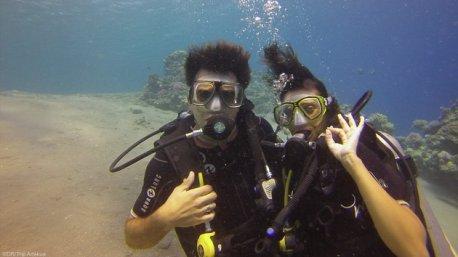 Votre séjour pour découvrir la plongée à Dahab en Egypte