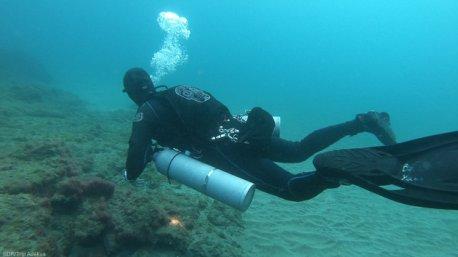 Découvrez la plongée sidemount pendant votre séjour aux Canaries