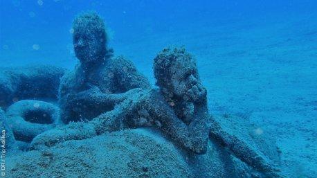 plonger à Lanzarote sur le Museo