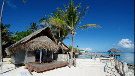 Un hébergement grand standing vous attend pour ce séjour plongée à Tahiti
