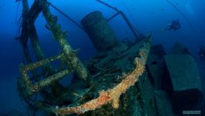 épaves sous-marine à Lanzarote