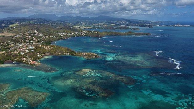 Votre séjour plongée avec hébergement en mer des Caraïbes